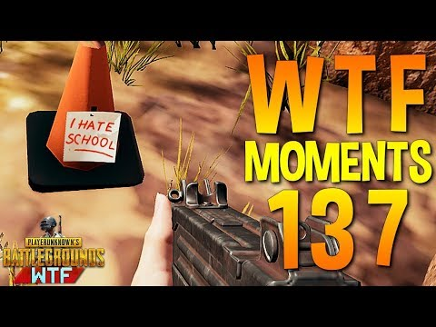 PUBG WTF Funny Moments Highlights Ep 137 (playerunknown's battlegrounds Plays) thumbnail