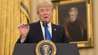 Trump vows to fight travel ban ruling