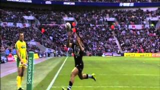 Unbelievable New Zealand Try v England (Rugby League World Cup Semi Final 2013)