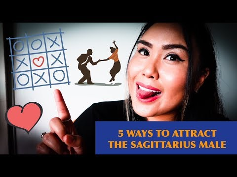 How to keep a sagittarius man interested