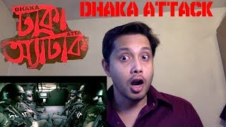 Dhaka Attack Trailer Reaction and Prediction | Arifin Shuvoo | Mahi | Afzal | Alamgir