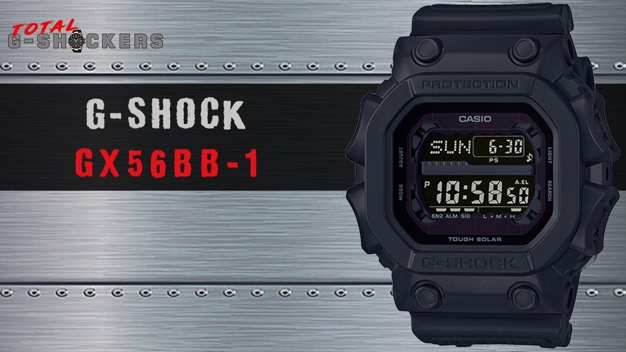 Men S Casio G Shock King All Black Watch Gx56bb 1 Top 10 Things G Shock Review