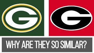 Who Created The G Logo First? (Why Do Green Bay And Georgia Have The Same Logo?)
