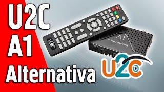 U2c A1 Alternativa Обзор, настройка каналов, прошивка, подключение к сети. #U2calternativa