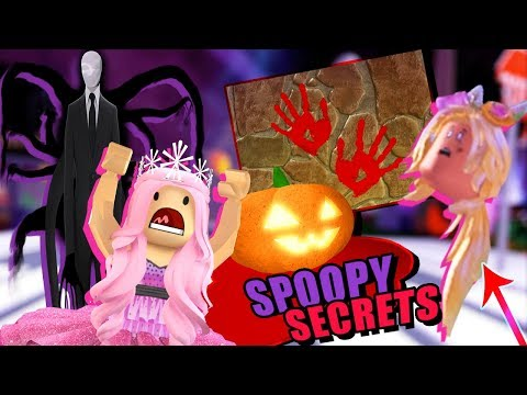 WHO KILLED CALLMEHBOB? FINDING SCARY SECRETS On EARTH! Roblox Royale High