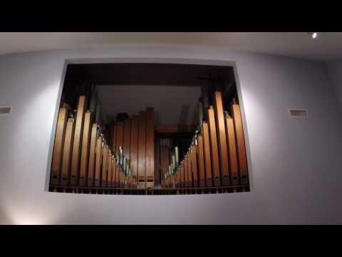 MIDI Pipe Organ Plays Bach's Toccata and Fugue in D Minor