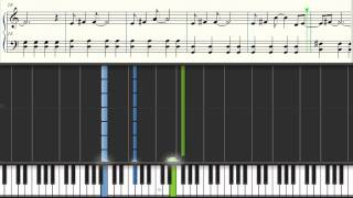 Rodion Atamaniuc - Piano tutorial. How to play Without You by David Guetta Featuring Usher.