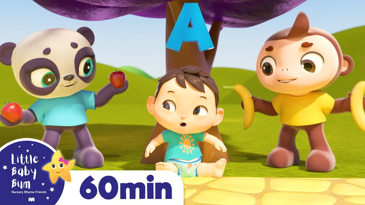 Learn with Little Baby Bum Family |+More Nursery Rhymes | ABCs and 123s | Little Baby Bum