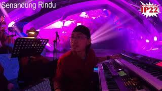 """Rizki & Lesti """"Senandung Rindu"""" Konser DA Lebaran (Keyboard Cam)"""