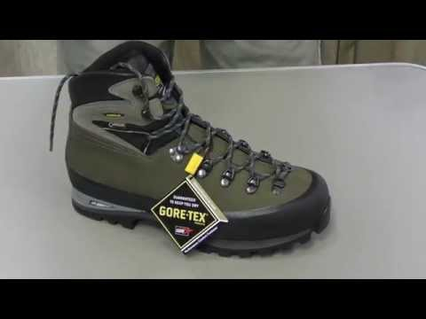 Ботинки для альпинизма Asolo TREKKER GV