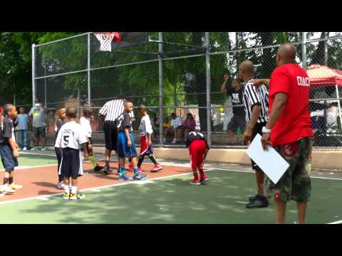 Opening Day Kyrie Irving- Rod Strickland Summer Basketball League