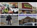 - Grocery Haul Aldi Walmart Fresh Thyme and Local Markets $280