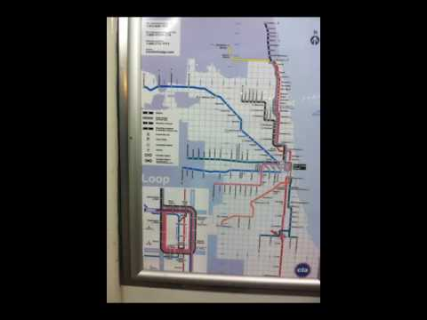 CTA trip - I visit all stations