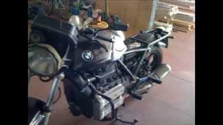 BMW k75 special