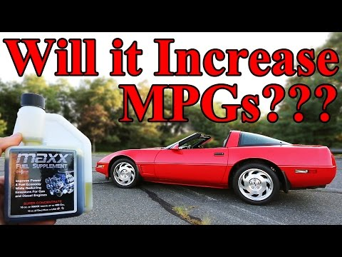 Can a Fuel Additive give you Better Fuel Economy? (with PROOF)