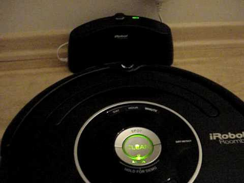 Roomba docking but not charging: The base is on good position, Roomba can find her without problems so I tried following to fix this problem: moving the base to 3 different places, on 3 different surfaces (tile, wood floor....); clean the bottom of Roomba, especially the 2 metal connectors before and after every cleaning cycle; tried to fixate the base to the ground with the