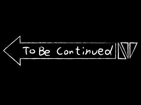 Прикол. To Be Continued