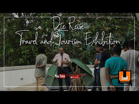 """DIE Reise"" Tourism Exhibition at University College Ratmalana"