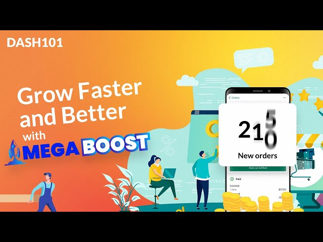 How to boost your business with the Mega boost plan?