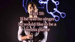 10 Facts About Måns Zelmerlöw