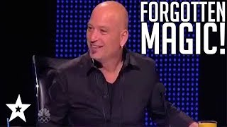 Magicians From The Past on America's Got Talent | Magicians Got Talent