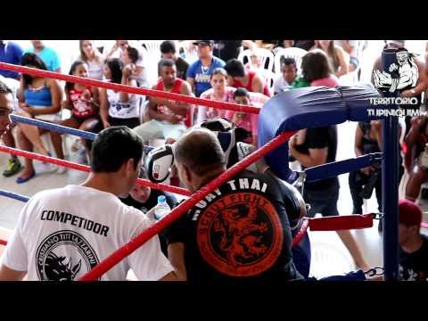 Alex Neri vs Romulo Raimundo - Desafio 4x4 Thai Boxing