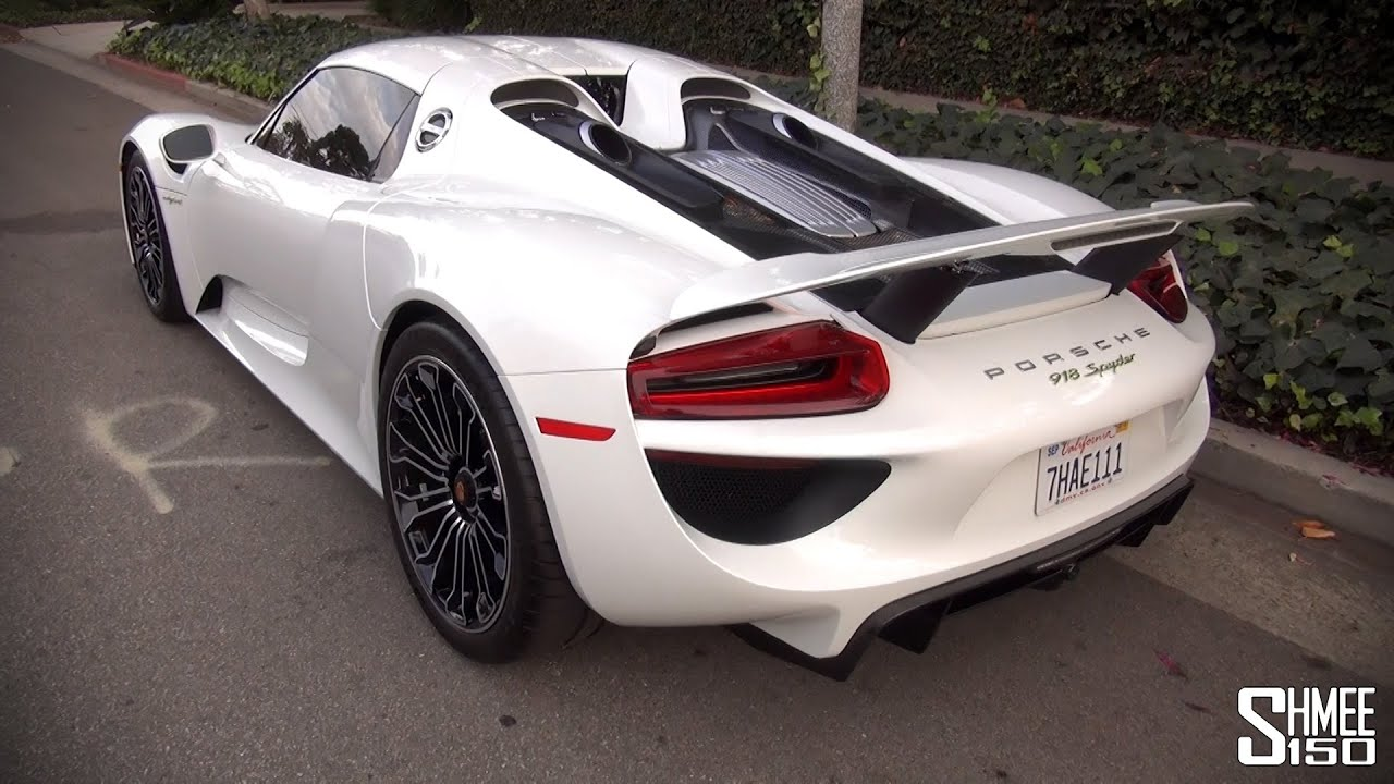 porsche 918 spyder onboard ride and hypercar combo youtube. Black Bedroom Furniture Sets. Home Design Ideas