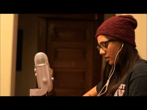 Rihanna/Mandy Moore-Umbrella (15 year old cover) Laibah Hassan