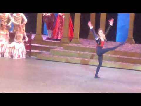 Давид Мотта Соарес в балете Дон Кихот