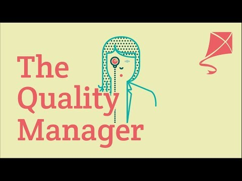 Updraft - The Quality Manager