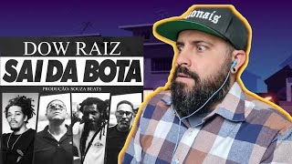 PSICÓLOGO REAGINDO - SAI DA BOTA - DOW RAIZ | SOMBRA | TIO FRESH | SANDRÃO RZO | DJ NOVSET