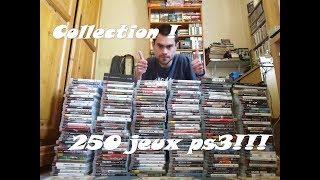 Ma Collection 250 jeux PS3 [HD] En route vers le full set !!!
