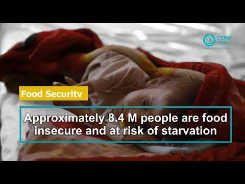 CSSW YEMEN - The humanitarian needs in Yemen 2018