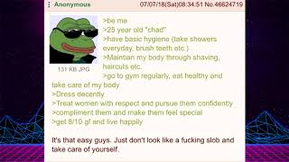 Meanwhile on 4chan #2 (15 second stories, green texts, threads)