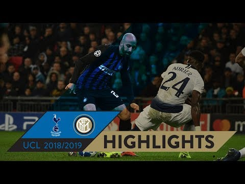 TOTTENHAM 1-0 INTER | HIGHLIGHTS | Matchday 05 UEFA Champions League 2018/19