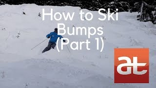how to ski bumps part 1 alltracks academy