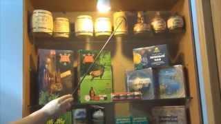 Подарочные наборы меда Алтай старовер. Алтайские подарки. Наборы меда, чая, бальзамов(, 2015-11-05T17:30:01.000Z)