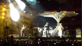 U2 Magnificent (U2360 Remix) Live From Mexico City, 2nd Night [Audio & Video By Mek]