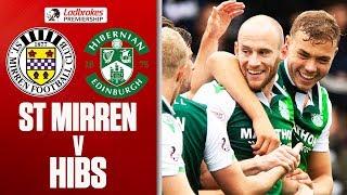 St Mirren 0-1 Hibs | Gray The Hero For The Visitors | Ladbrokes Premiership