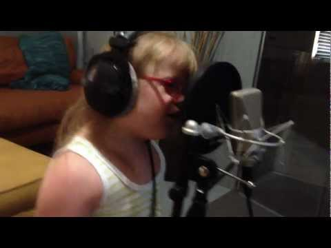 "Sarah Grace Covers ""Be Right There"" by MattyBRaps"
