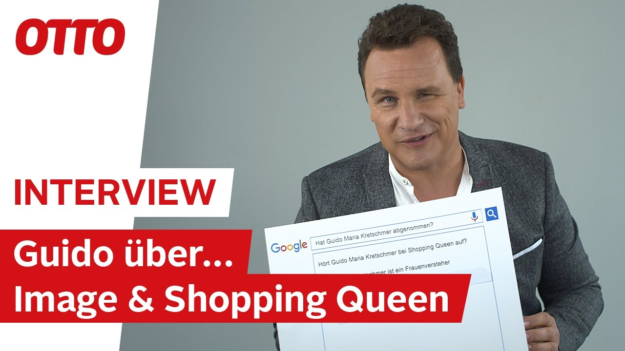 best sneakers ad780 59160 Interview: Guido Maria Kretschmer über…ein Ende bei Shopping Queen & sein  Image | OTTO