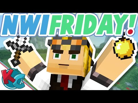 Minecraft Mini Games with Fans! - NO WAY IT'S FRIDAY Livestream