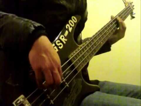 Besame - Amar Azul (Bass Cover) Videos De Viajes