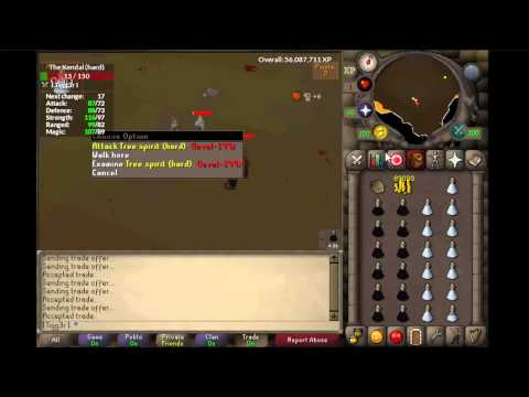 Old School Runescape - Ultimate NMZ Guide for Dharoker's
