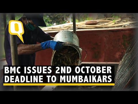 Will Mumbai's Societies Fall In Line Before BMC's Waste Management Deadline?