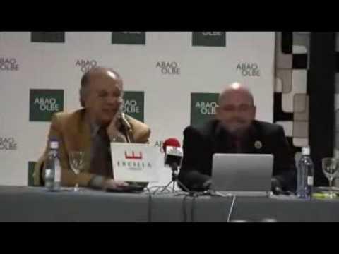Conferencia magistral. Leo Nucci y Andrea Merli