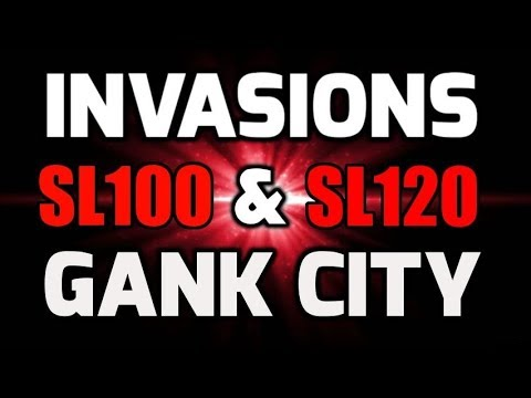 Dark Souls 3 Invasions & Gank City