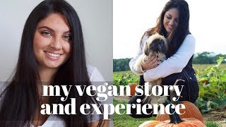 MY VEGAN STORY [HOW I BECAME VEGAN, CHANGED MY LIFESTYLE AND ADVICE ] | PLANTIFULLY BASED