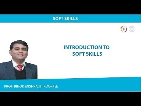 Lecture 1: Introduction to Soft Skills