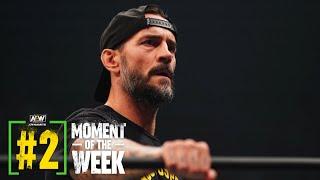 CM Punk Has Seen Enough of Bobby Fish! | AEW Dynamite, 10/23/21